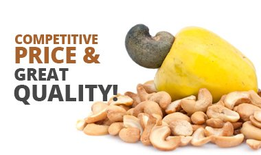 Buy Organic Cashews Online India