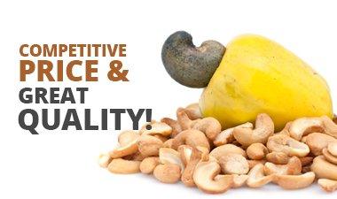 Buy Organic Cashews Online India