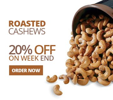 Cashew Nuts Exporters in Bangalore
