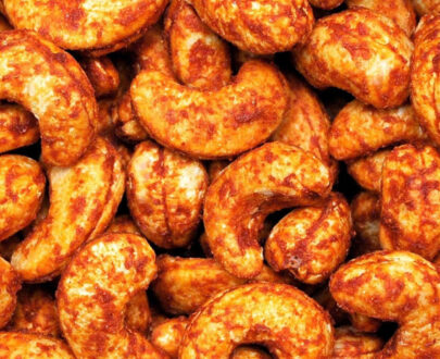 Buy Green Chilli Roasted Cashew Nuts