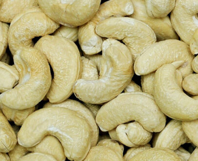 Roasted Whole Cashew Nuts
